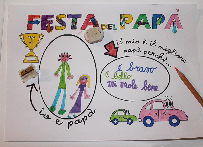 Disegno Festa Del Papa Da Colorare Scaricare Gratis
