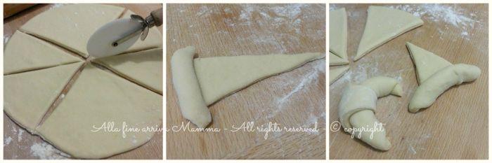 Cornetti pan brioche senza burro Alla fine arriva Mamma