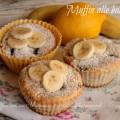 Muffin banane sani e genuini ricetta Alla fine arriva mamma