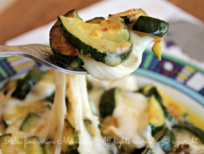 Zucchine filanti in padella ricetta Alla fine arriva Mamma