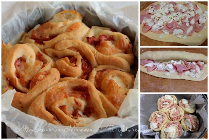 Torta rose salata ricetta Alla fine arriva Mamma