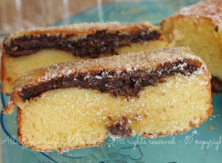 Torta rovesciata al cioccolato