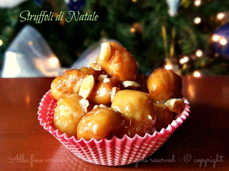 Struffoli di Natale PERFETTI ricetta Alla fine arriva Mamma