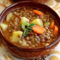 Zuppa lenticchie carote e patate ricetta Alla fine arriva Mamma