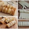Cannoli di pasta sfoglia ripieno di Nutella ricetta Alla fine arriva Mamma