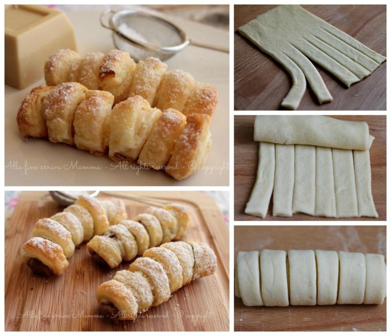 Ricette per pasta sfoglia dolce