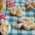 Farfalline pasta sfoglia - golose e friabili ricetta Alla fine arriva Mamma