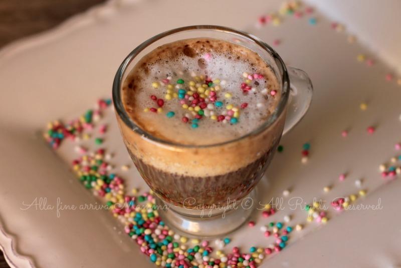Caffè della Peppina Ricetta per bambini Alla fine arriva Mamma