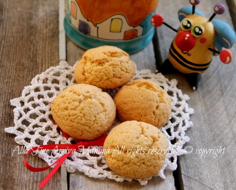 Biscotti da inzuppo senza ammoniaca ricetta alla fine arriva mamma