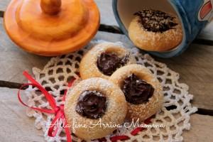 Nocciolotti biscotti friabili