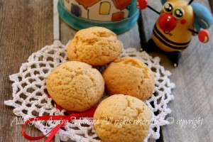 Biscotti da inzuppo senza ammoniaca