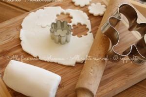 Pasta bicarbonato modellabile