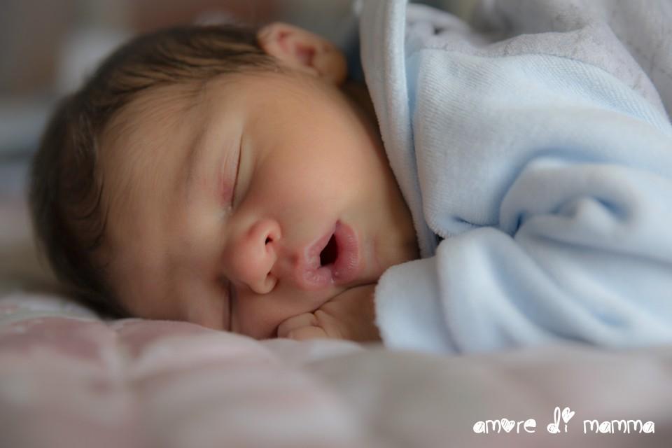 crescita neonato 0-2 mesi
