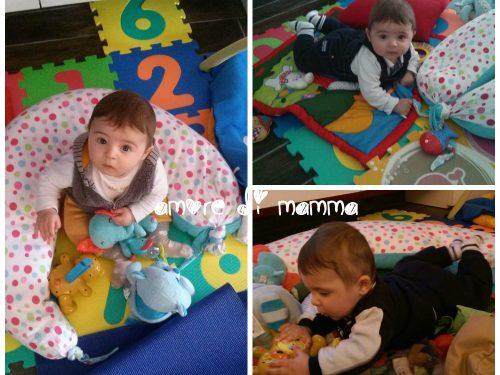 Crescita neonato 5-6 mesi – sviluppi e progressi