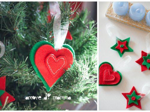 Addobbi per albero di Natale che non si rompono!