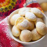 Biscotti morbidosi all'arancia