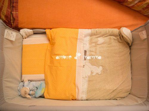 Recensione culla Next2me CHICCO – Co-sleeping