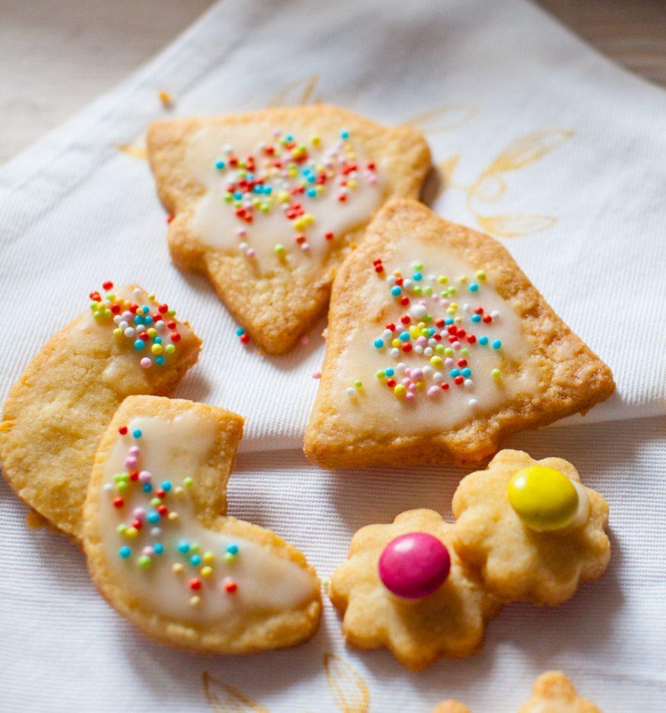 BISCOTTI DI NATALE per bambini -ricetta semplice