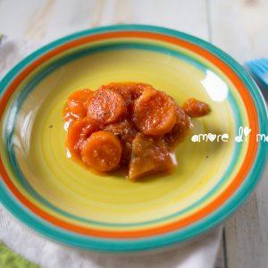carote al pomodoro