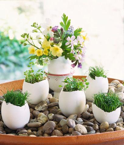 Pasqua bimbomania - Idee facili per decorare casa ...