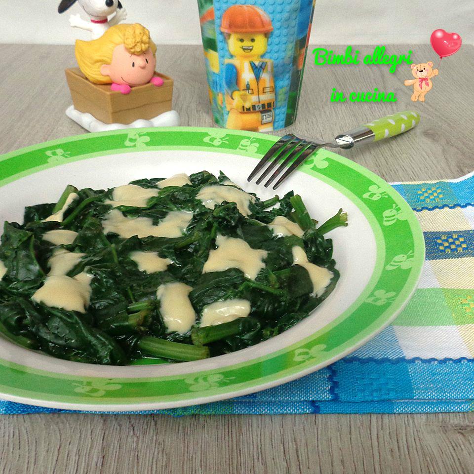 spinaci golosi