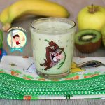 SMOOTHIE BANANA KIWI MELA E YOGURT