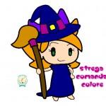 STREGA COMANDA COLORE