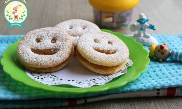 BISCOTTI ALLA MARMELLATA SMILE
