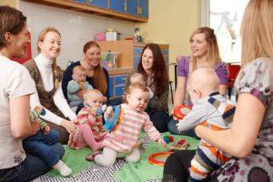 Mamma è: incontri di formazione e informazione per mamme
