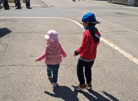 uscire prima dei figli, uscire con un figlio, uscire con due!