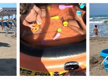 Come sopravvivere ad una giornata al mare. Parte 1: in vacanza 2-6 anni.