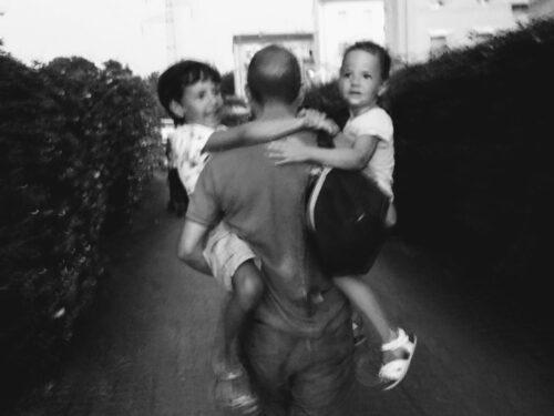 Consigli non richiesti e ruolo del papà (video)