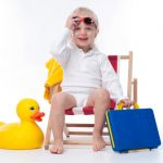 Come fare la valigia per il mare bambini: 5 trucchi salvatempo e spazio