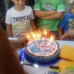 Feste di compleanno: come ho organizzato quella di Matteo, 8 anni