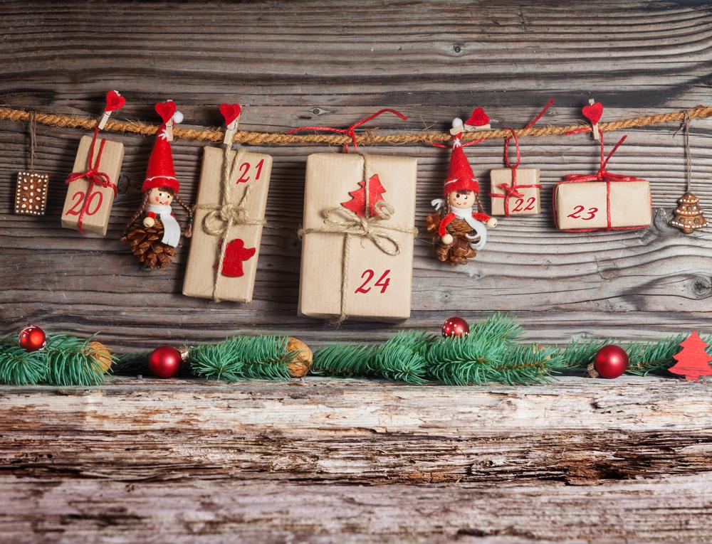 Come Fare Calendario Avvento.7 Idee Creative Per Realizzare Il Calendario Dell Avvento