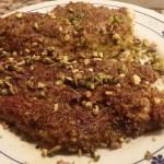 Ricetta petto di pollo al pistacchio