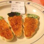 Lavoretto per Santa Lucia: i biscotti carotini