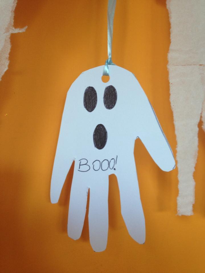 Decorazione Halloween Bambini Nido Ecomamma