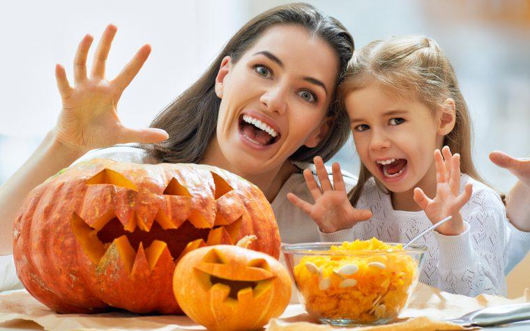 Halloween: 15 lavoretti da preparare con i bambini