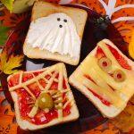 Tramezzini per halloween: gusto da paura!