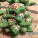 Albero di Natale con biscotti a forma di stella: ecco come fare