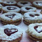 Ricetta biscotti a forma di cuore per s. Valentino