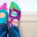 Cosa fare con i calzini spaiati?
