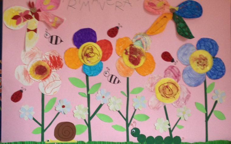 Lavoretti di primavera da fare con i bambini: 3 progetti allegri e colorati
