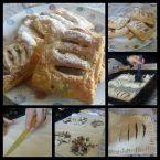 Ricetta saccottino di pasta sfoglia dolce: semplicissimo e goloso