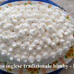 Ricetta zuppa inglese tradizionale bimby