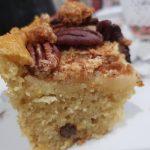 Ricetta torta di mele con crumble di amaretti | Ecomamma