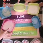 Fluffy slime challenge: creatività e divertimento!