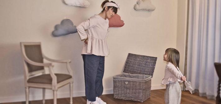 linea abbigliamento donna bambina gingiorgina
