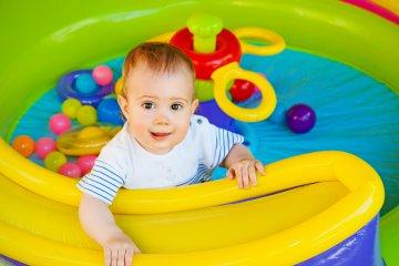 Giochi per una festa di compleanno di 1 anno for Giochi per bambini di un anno